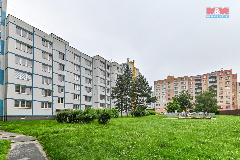 Prodej, byt 3+1, 73 m2, Orlová, ul. 1. Máje