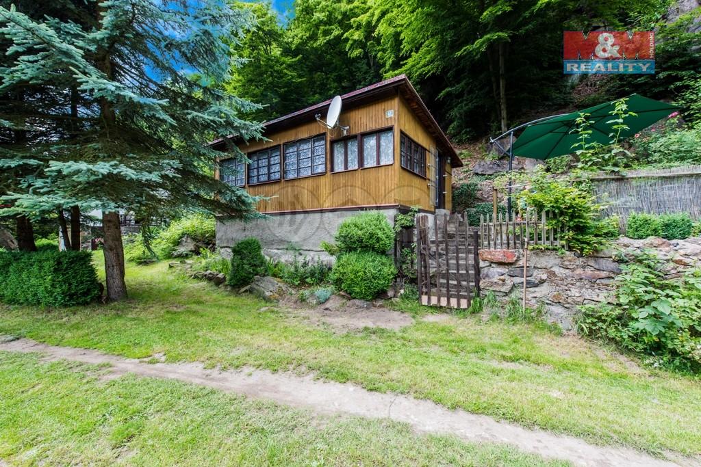 Prodej, chata, 30 m², Stráž nad Ohří - Boč