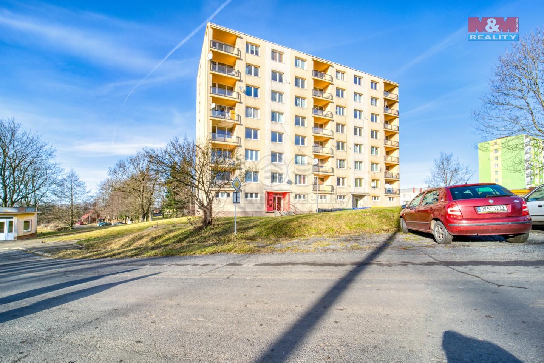 Prodej bytu 1+kk, 22 m², Rovná