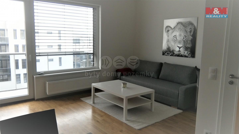 Pronájem bytu 2+kk, 55 m², Praha, ul. Waltariho,s gar.stáním