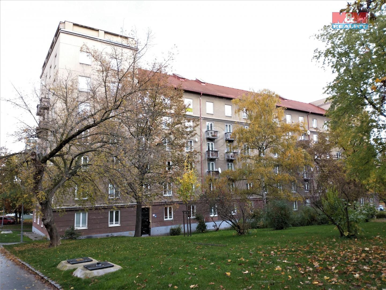 Pronájem bytu 2+1, 54 m², Most, ul. tř. Budovatelů