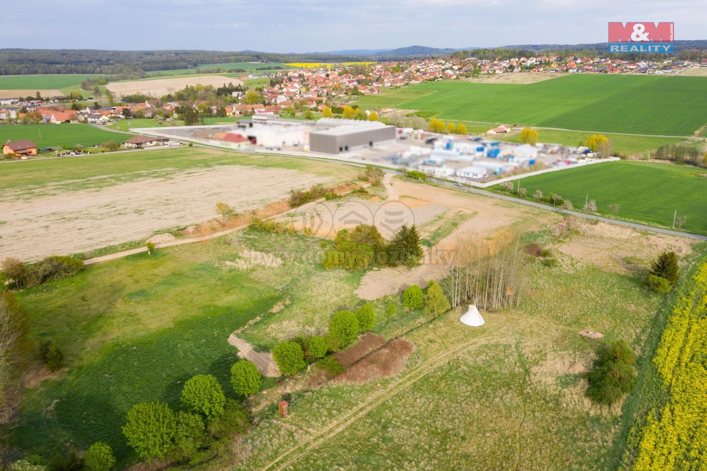 Prodej provozní plochy, 12901 m², Tymákov