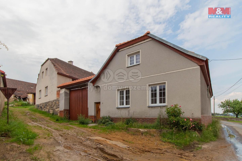Prodej, zemědělská usedlost, 2806 m2, Kadešice u Sušice