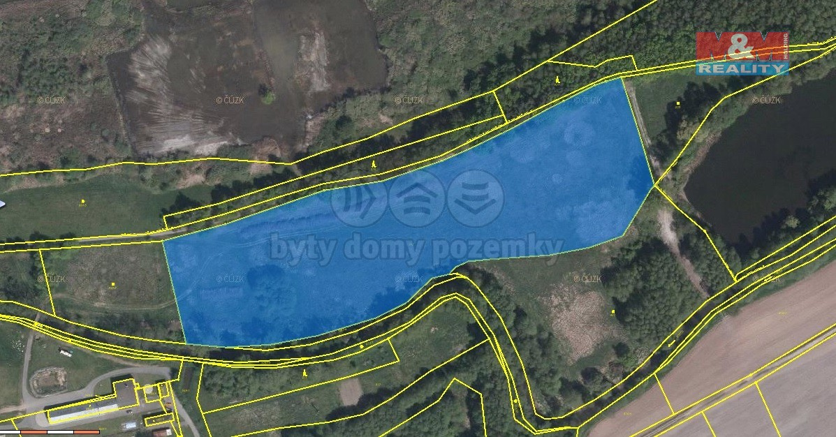 Prodej pozemku, 35620 m2, Lázně Bohdaneč