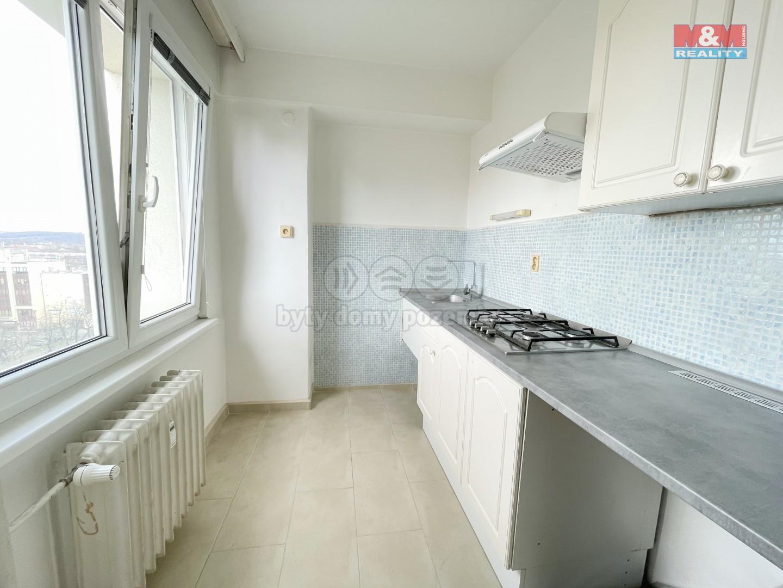 Prodej bytu 1+1, 32 m², Ostrava, ul. Nádražní