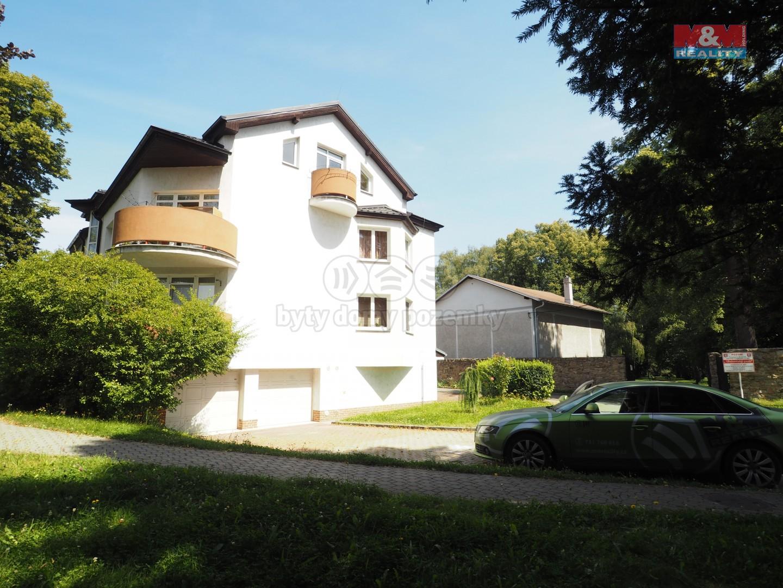 Pronájem, byt 3+1, 88 m², Ostrava, ul. Sládkovičovo náměstí