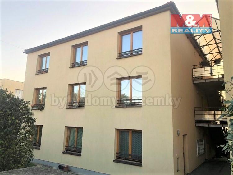 Prodej bytu 2+kk, 53 m², Průhonice, ul. Školní
