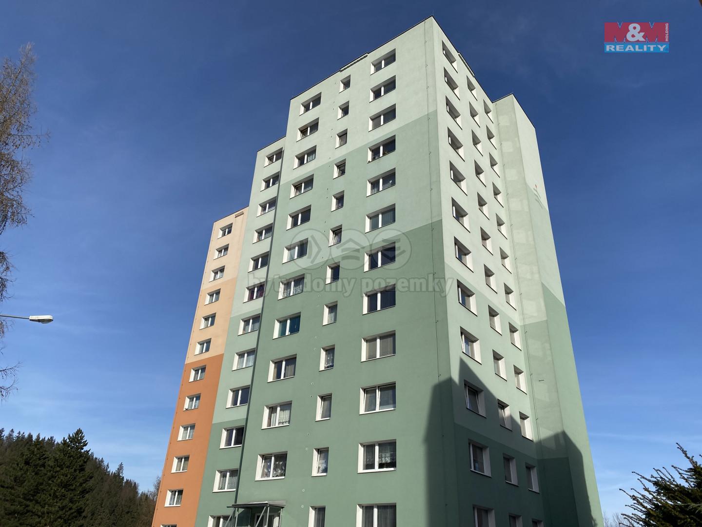 Prodej bytu 3+1, 60 m², Tanvald, ul. Větrná