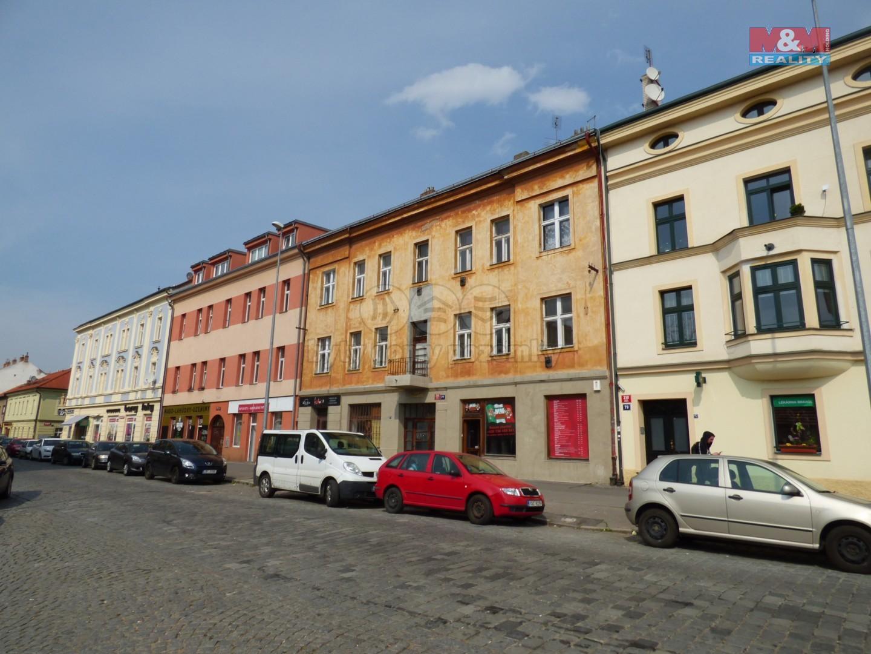 Pronájem, byt 1+1, 45m2, Praha 4, Braník