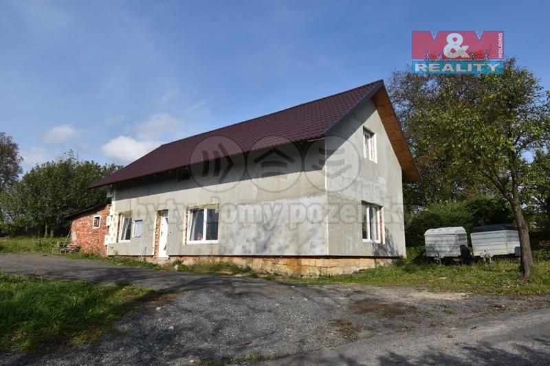 Prodej rodinného domu, 120 m², Anenská Studánka