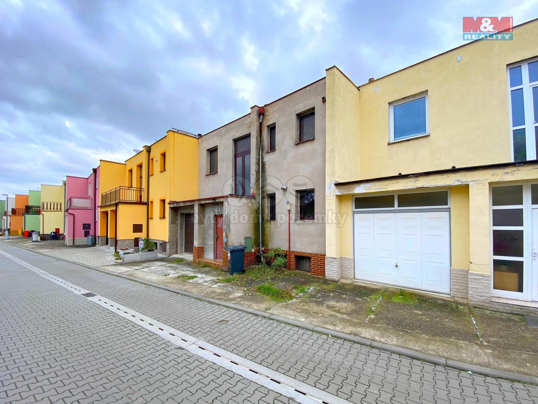 Prodej rodinného domu, 112 m², Lužec nad Vltavou, ul. Tyršova