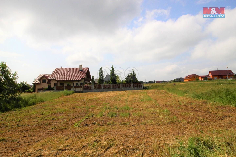 Prodej, stavební pozemek, 802 m2, Chýně, ul. Smrková