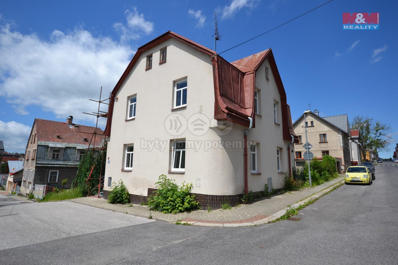 Pronájem, byt 2+1, 62 m2, Jablonec nad Nisou, ul. Zlatá