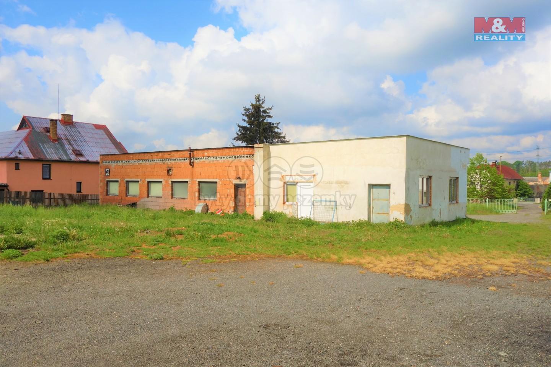 Prodej pozemku k bydlení, 3729 m², Bítouchov