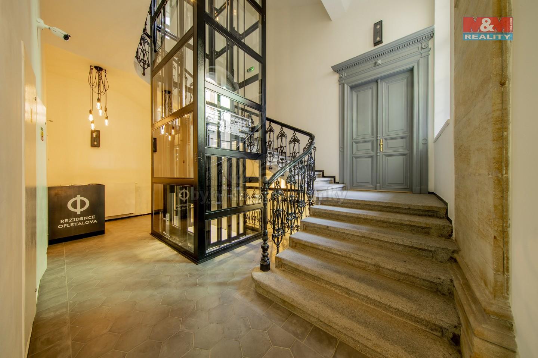 Prodej bytu 2+1, 80 m², Praha, ul. Opletalova