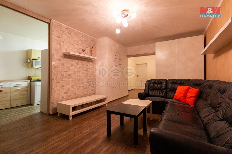 Pronájem bytu 3+1, 86 m2, OV, Praha 4 - Háje