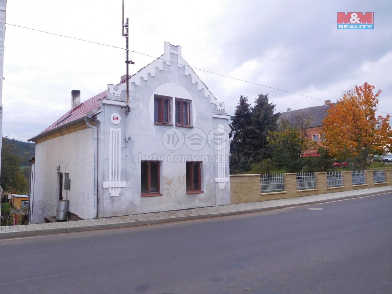 Prodej rodinného domu, 90 m², Chyše