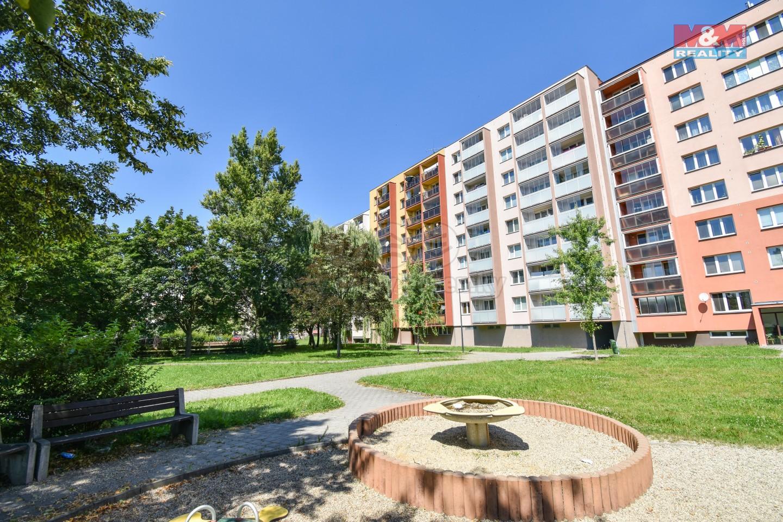 Prodej, byt 1+1, 35 m², Ostrava, ul. Josefa Brabce