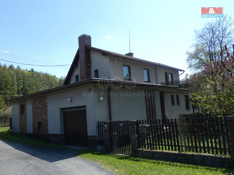 Prodej, rodinný dům 4+1, 1676 m², Brantice - Radim