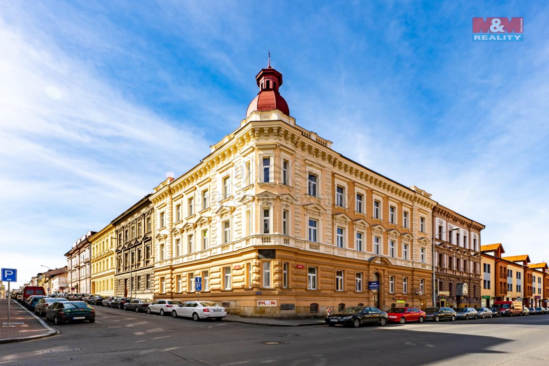 Pronájem, kancelářské prostory, 99 m², Plzeň, ul. Husova