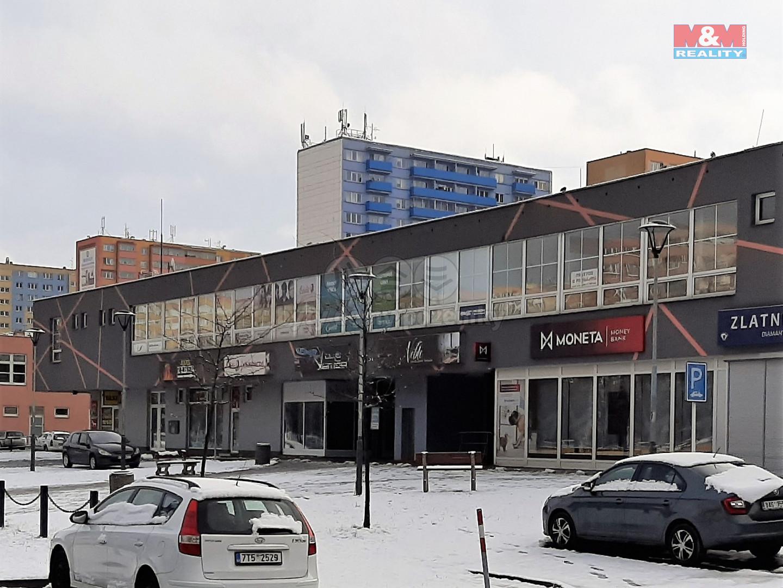 Pronájem obchod a služby, 27 m², Ostrava, ul. Dr. Martínka