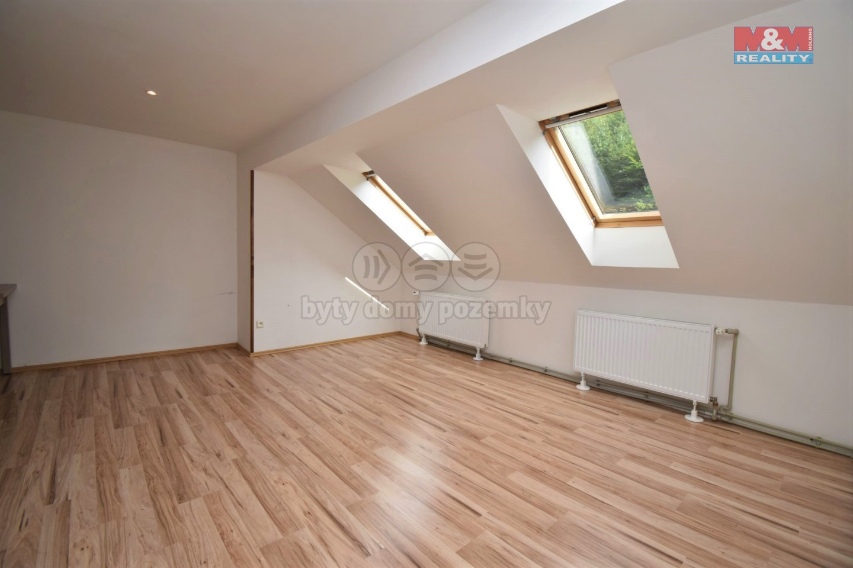 Pronájem bytu 1+kk, 29 m², Skuhrov nad Bělou