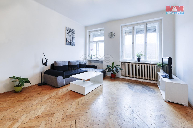 Pronájem bytu 3+1, 121 m², Plzeň, ul. Purkyňova