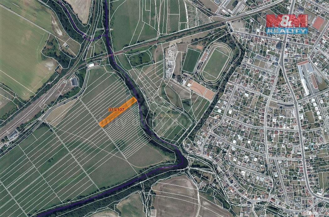 Prodej louky, 853 m², Bakov nad Jizerou-Zvířetice