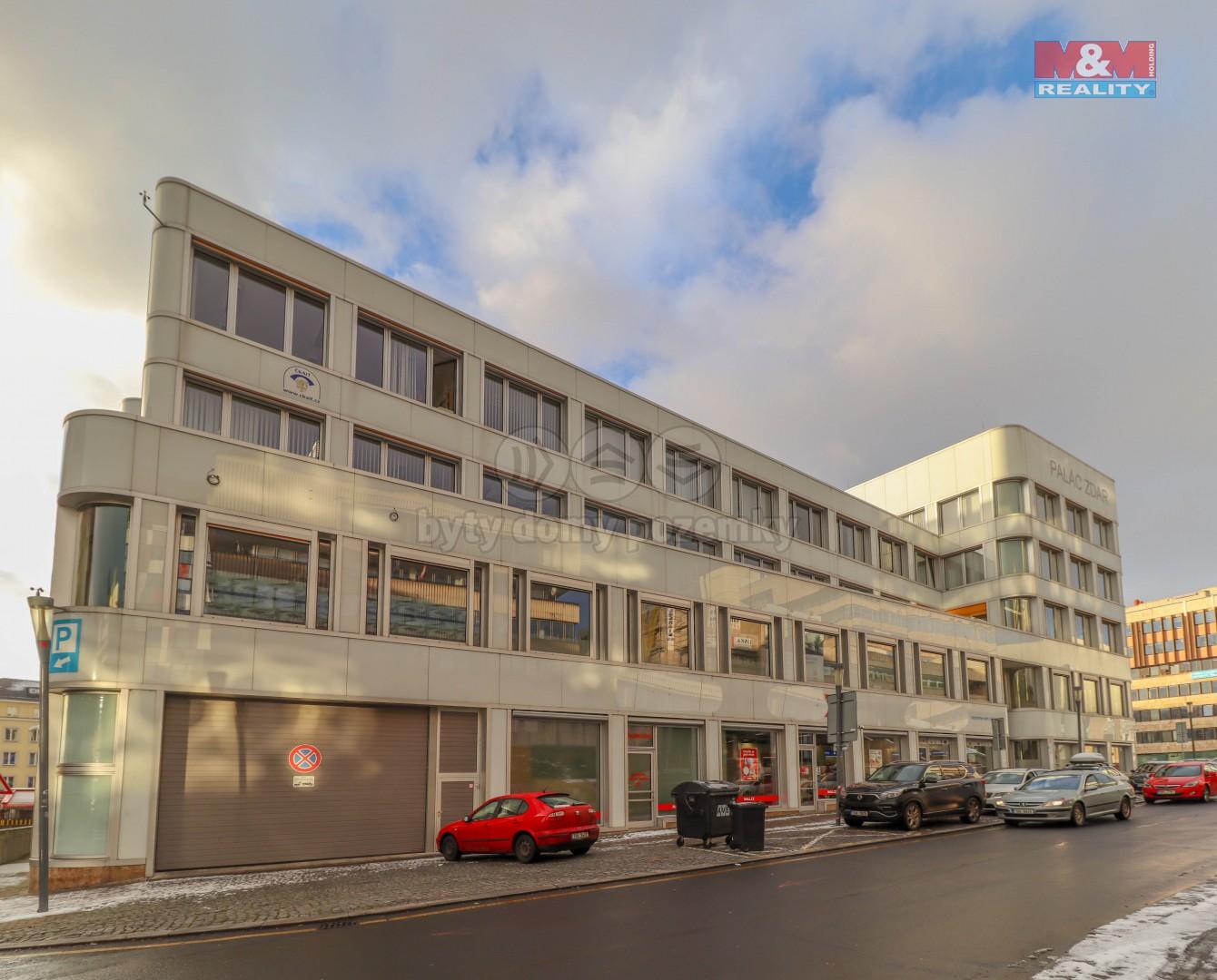 Pronájem obchod a služby, 182 m², Ústí nad Labem, ul. Dlouhá