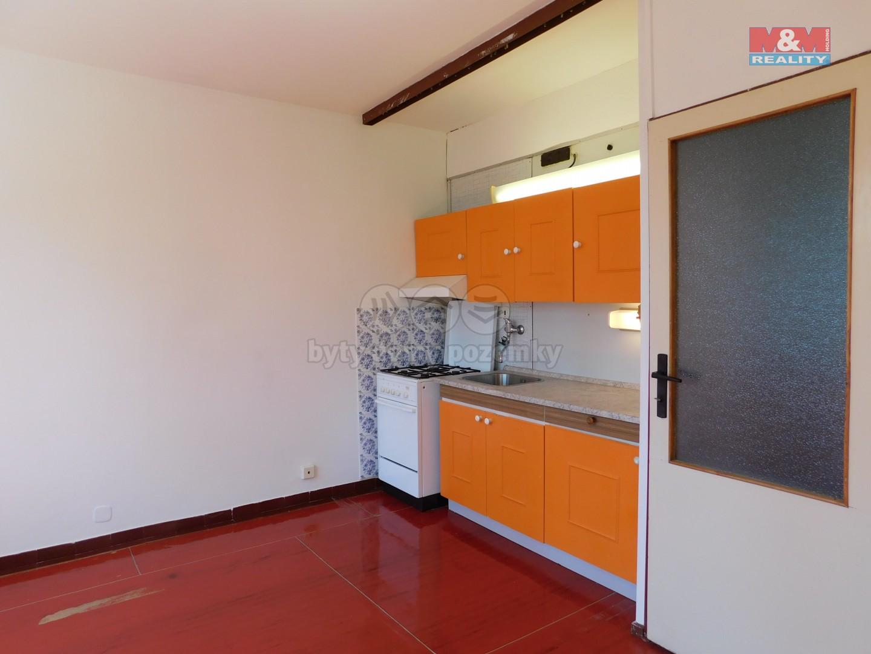 Prodej bytu 1+1, 36 m², DV, Chomutov, ul. Kyjická