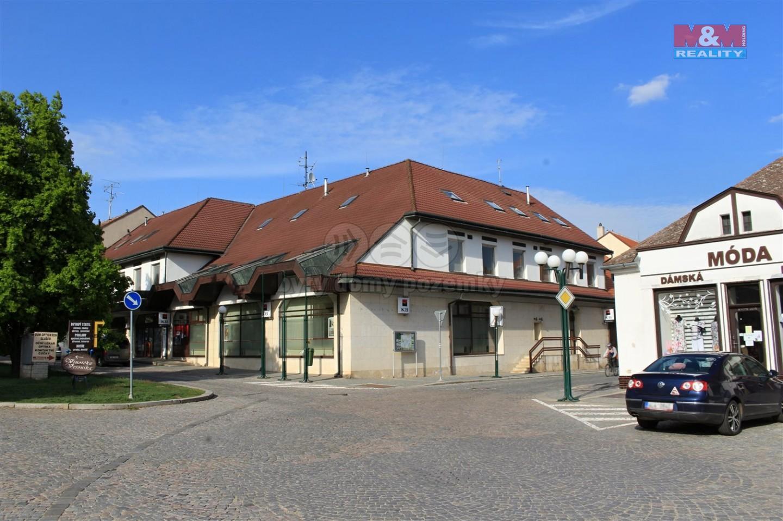 Pronájem kancelářského prostoru, 17 m², Ivančice