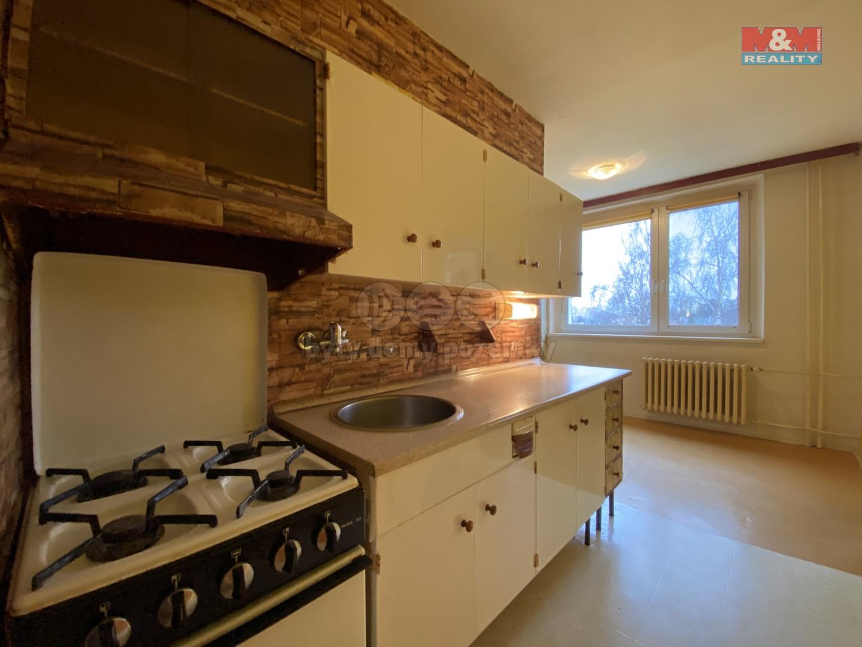 Prodej bytu 2+1, 50 m², Prostějov, ul. Tylova