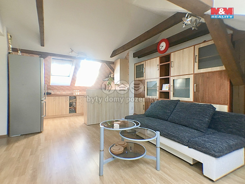 Pronájem, byt 3+kk, 73 m², Ostrava, ul. Gorkého