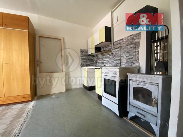 Pronájem bytu 1+kk, 32 m², Krnov