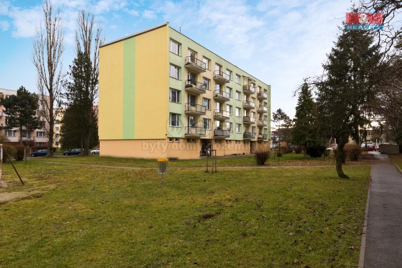 Pronájem bytu 1+1, Jindřichův Hradec