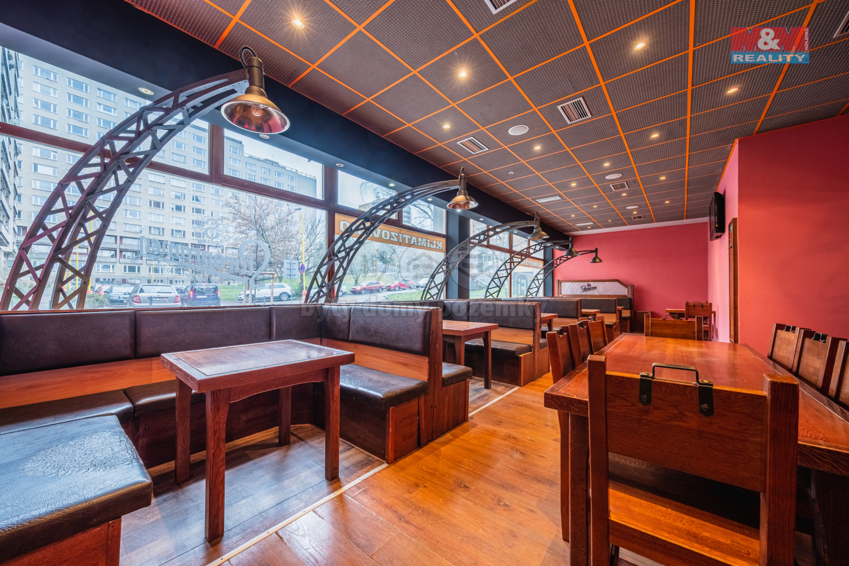 Pronájem restaurace, 311 m², Příbram, ul. Budovatelů