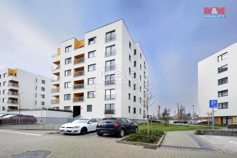 Pronájem bytu 4+kk, Praha, ul. Oty Bubeníčka