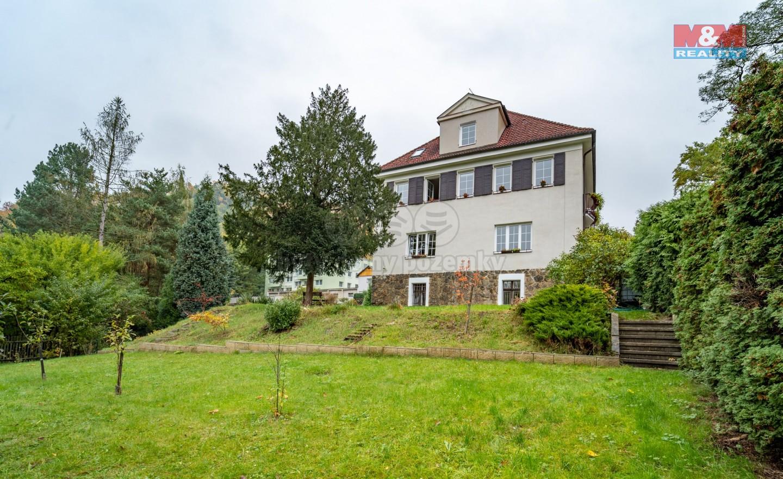 Prodej rodinného domu, 397 m², Děčín, ul. Lužická