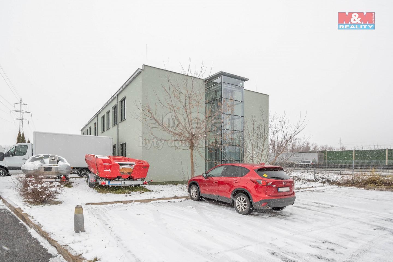 Pronájem výrobního objektu, 520 m², Ořech, ul. Severní