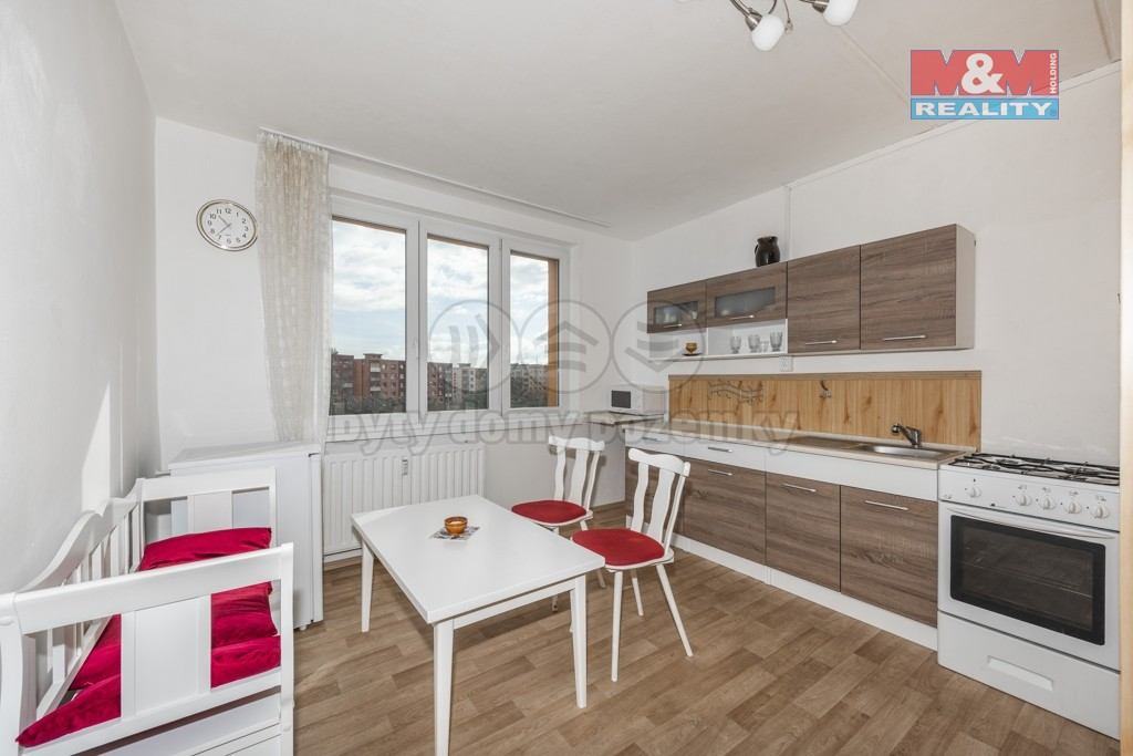 Prodej bytu 1+1, 36 m², DV, Chomutov, ul. Skalková