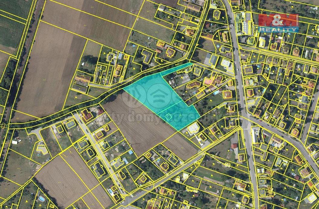 Prodej pozemku k bydlení, 6514 m², Hradec Králové
