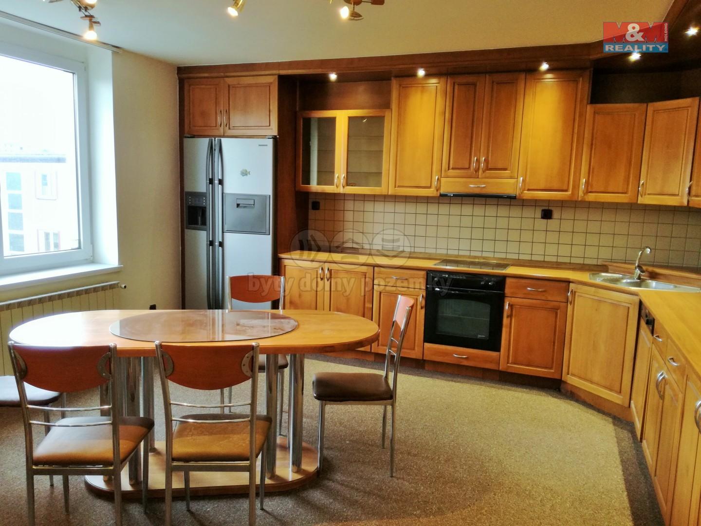 Pronájem bytu 4+1, 162 m², Ostrava, ul. Přemyslovců