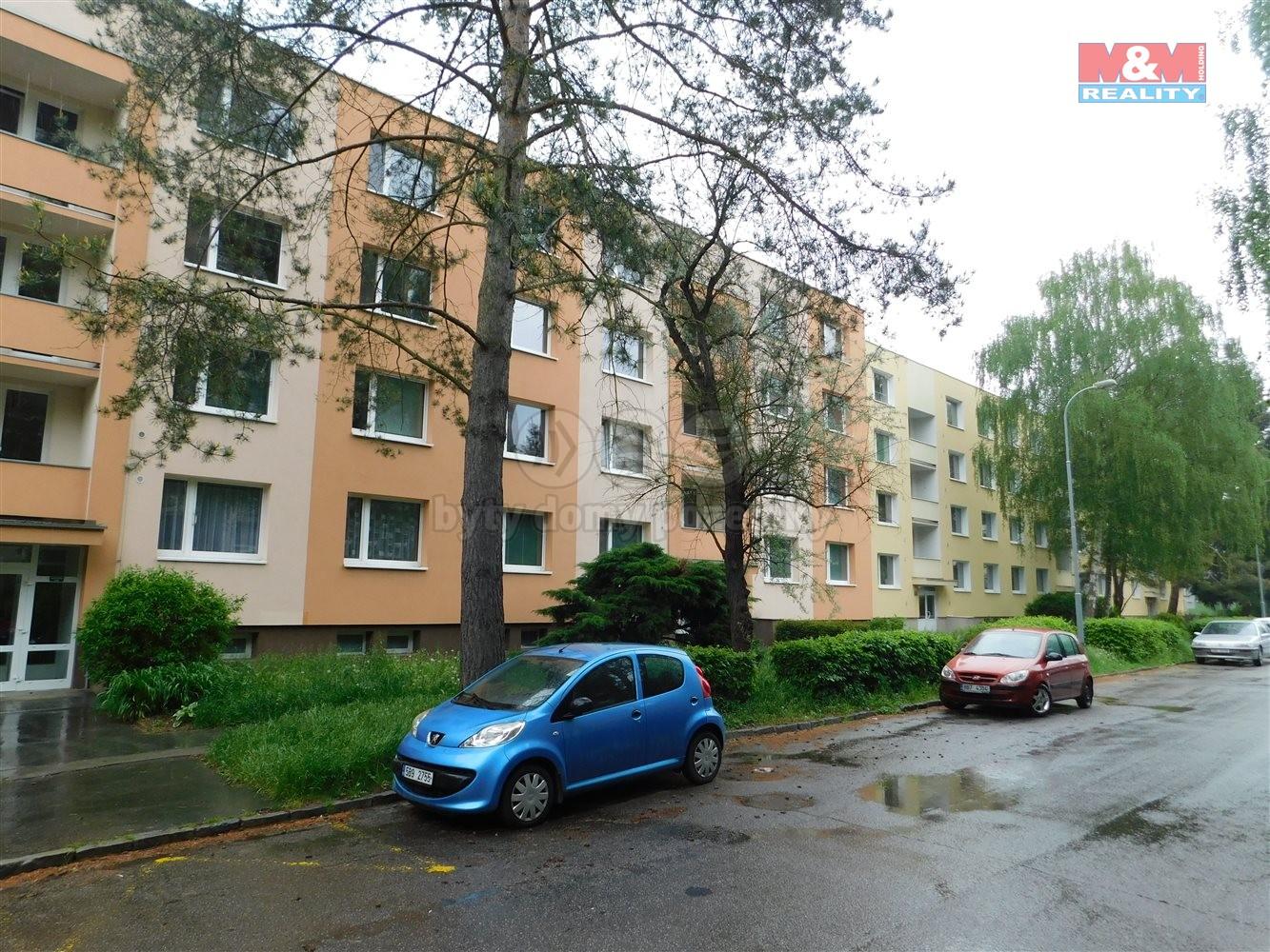 Pronájem, byt 3+1, 75 m2, Brno