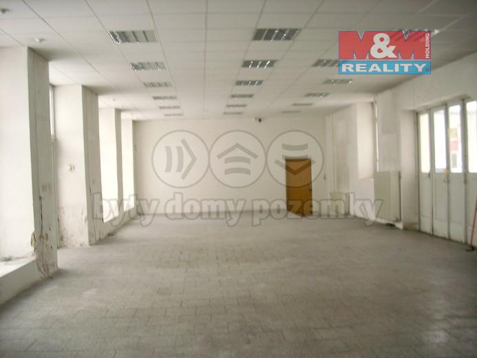 Pronájem obchod a služby, 122 m², Svitavy, ul. Purkyňova