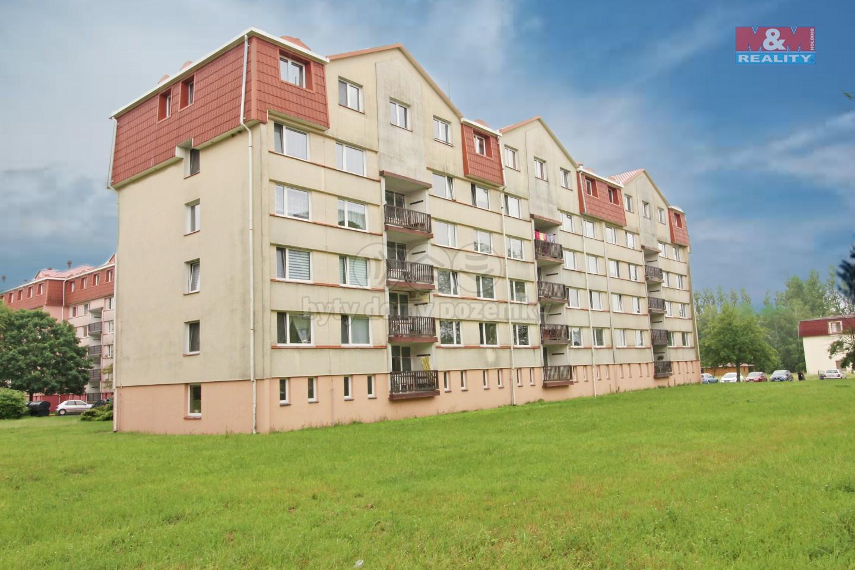Prodej bytu 3+1, 62 m², Stráž pod Ralskem, ul. Hornická