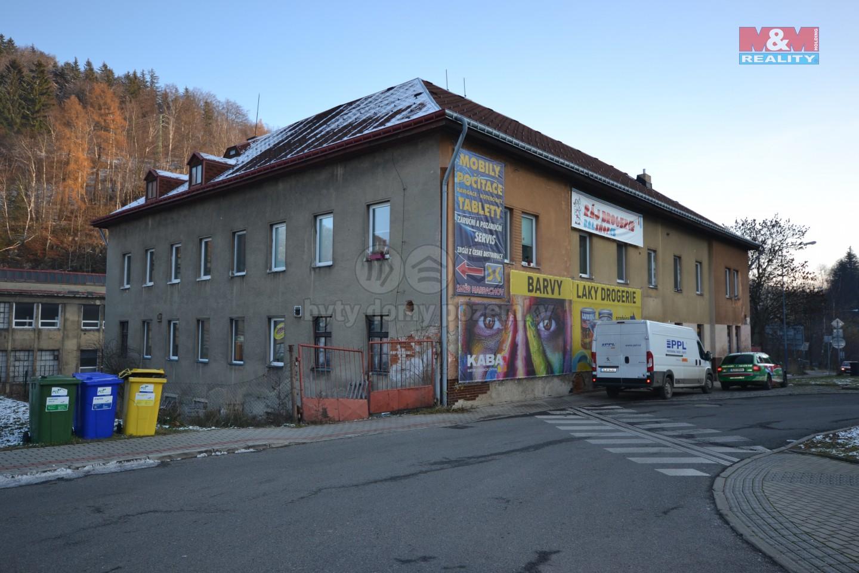 Prodej poloviny domu, 935 m2, Tanvald, ul. Žákova