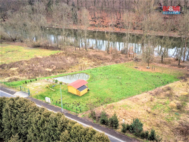 Prodej pozemku k bydlení, 1703 m², Týnec nad Sázavou