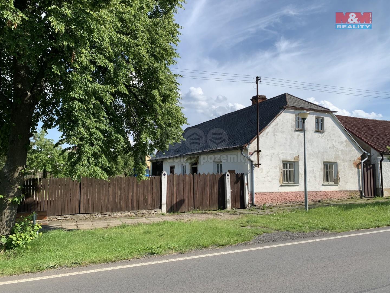 Prodej, rodinný dům Hostomice