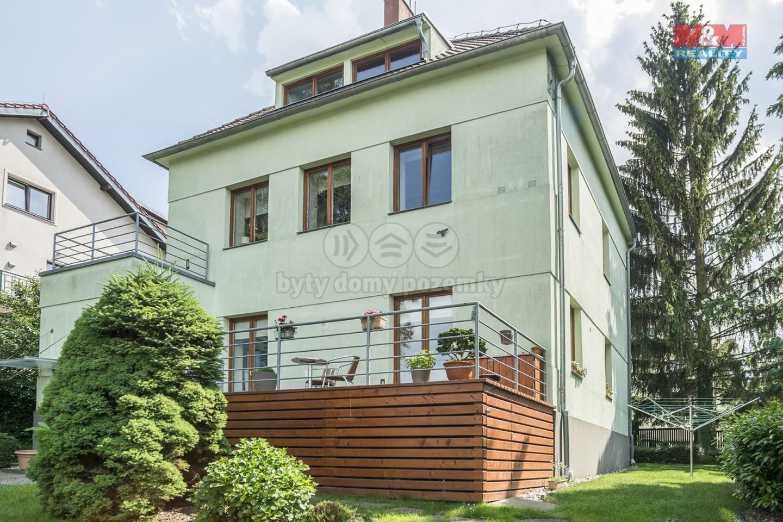 Prodej rodinného domu, 266 m², Praha 6, ul. Sadová