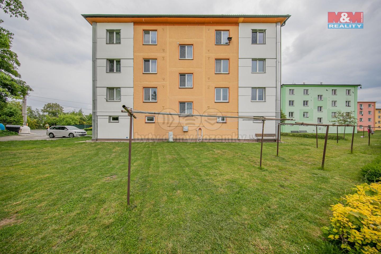 Prodej, byt 1+kk, 26 m2, Postřelmov